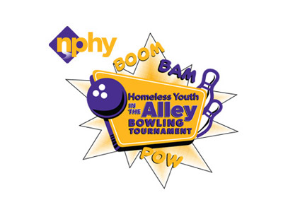 NPHY Homeless Youth in the Alley Bowl-a-thon
