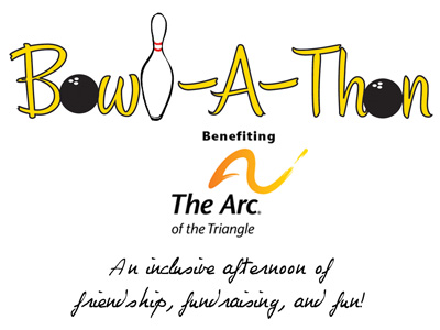 The Arc of the Triangle Bowl-a-thon!
