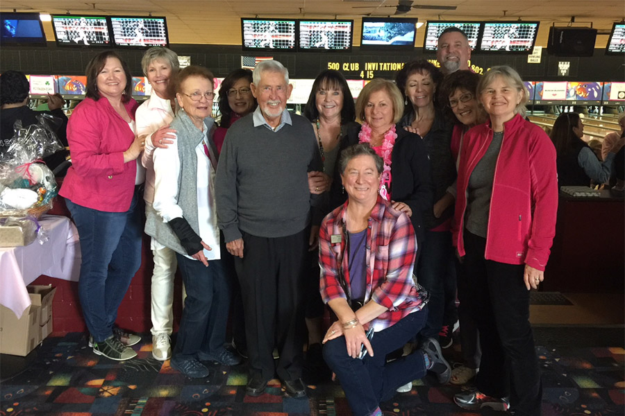 Breast Cancer Assistance Group Bowlathon
