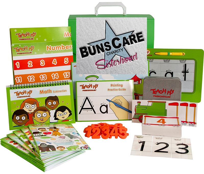 Buns Care Charity Sisterhood Teaching Kit
