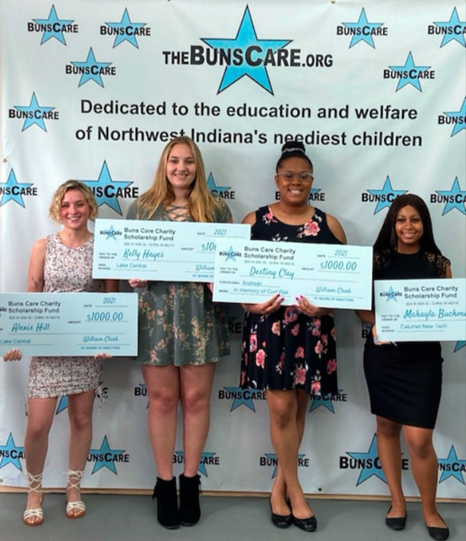 Buns Care Charity Scholarships